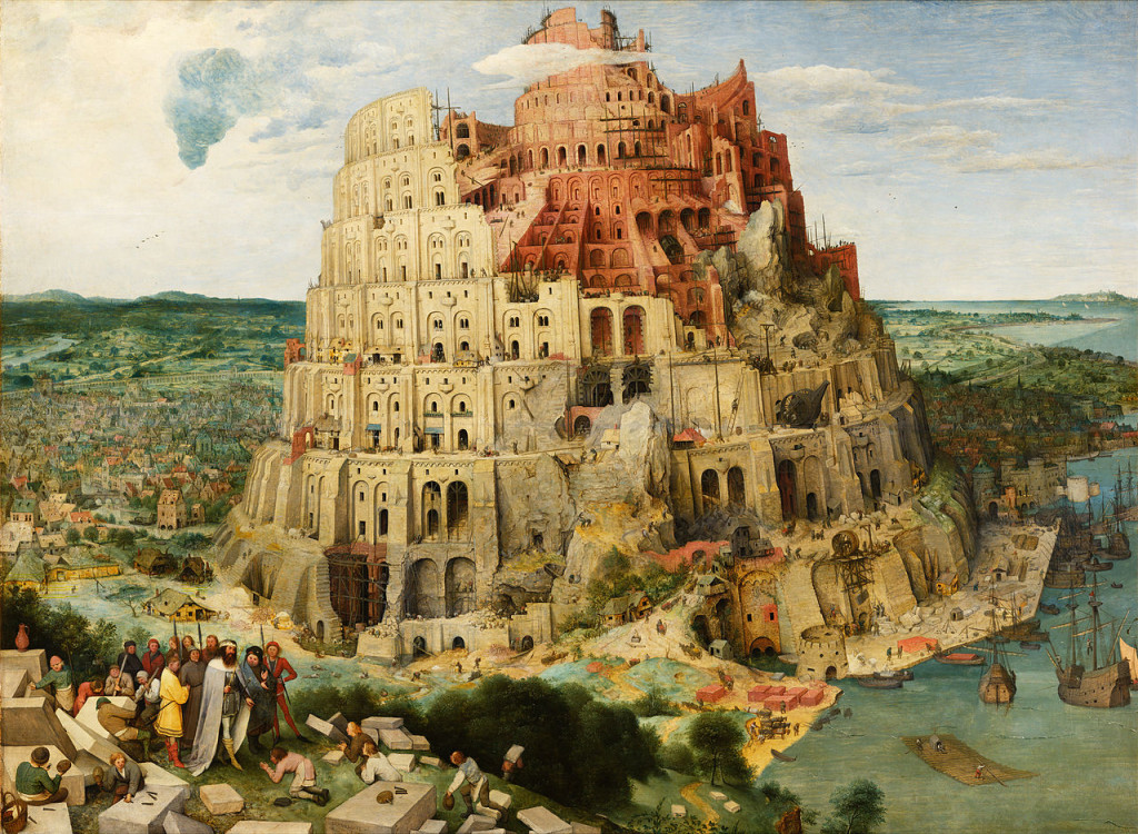 Babylon System, Tower of Babel, Tikulti Ninurta: Consciousness